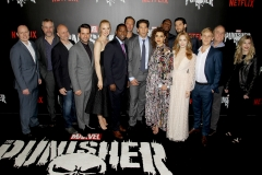Cast of The Punisher