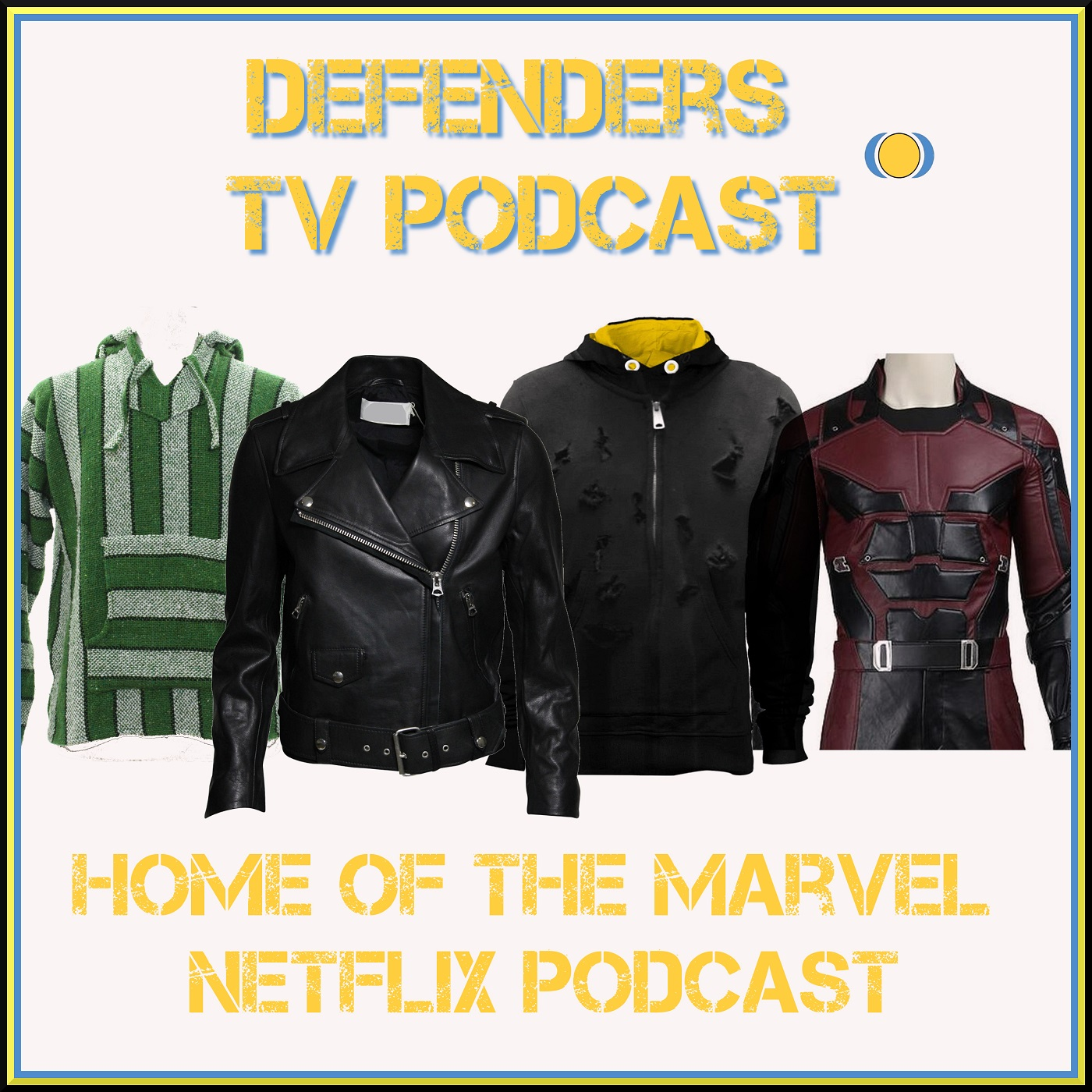 Defenders TV Podcast - The home of Iron Fist, Luke Cage, Daredevil and Jessica Jones. Leading up to the Defenders on Netflix