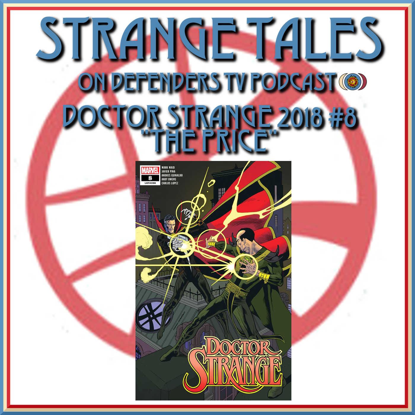 Doctor Strange 2018 Issue 8