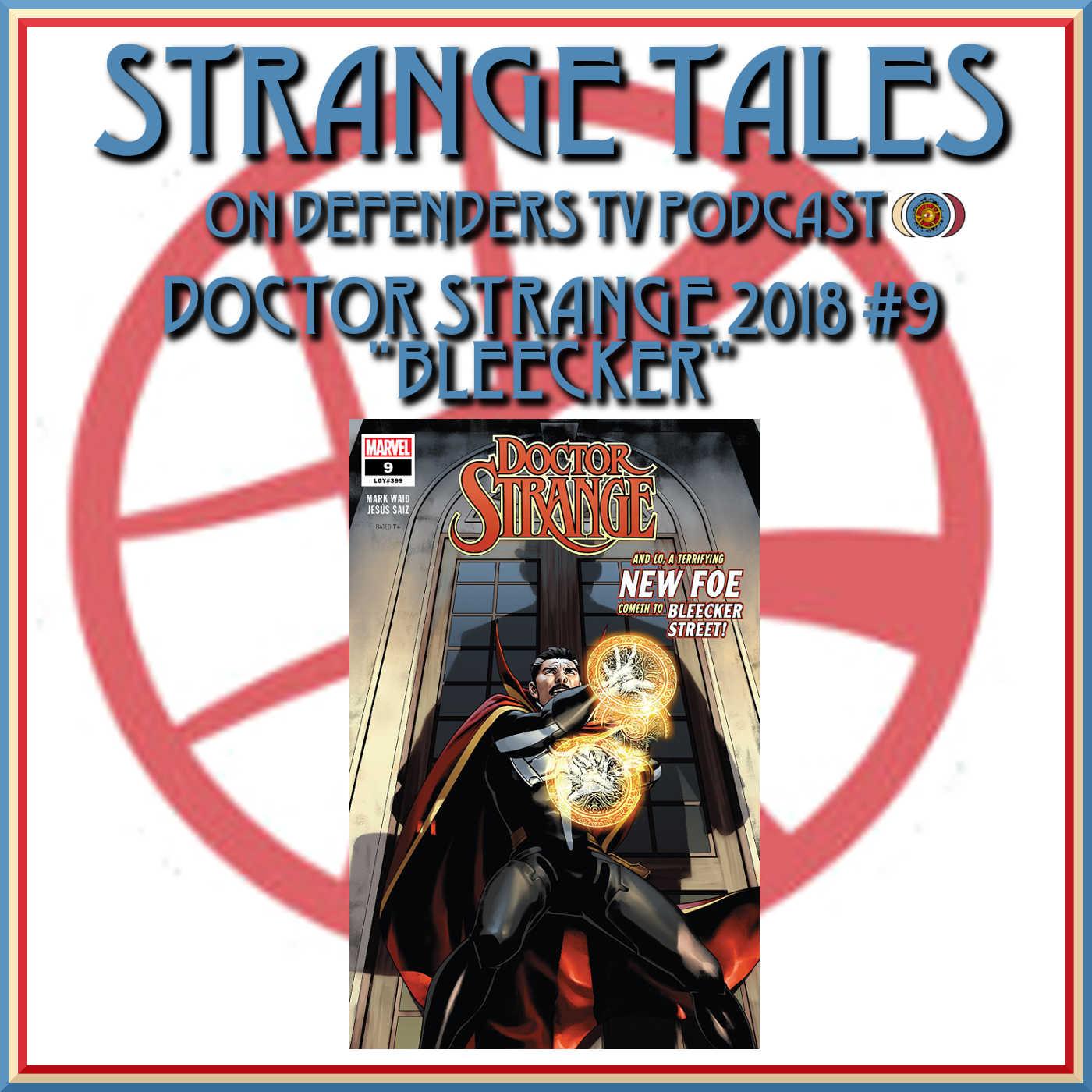 Doctor Strange Issue 9
