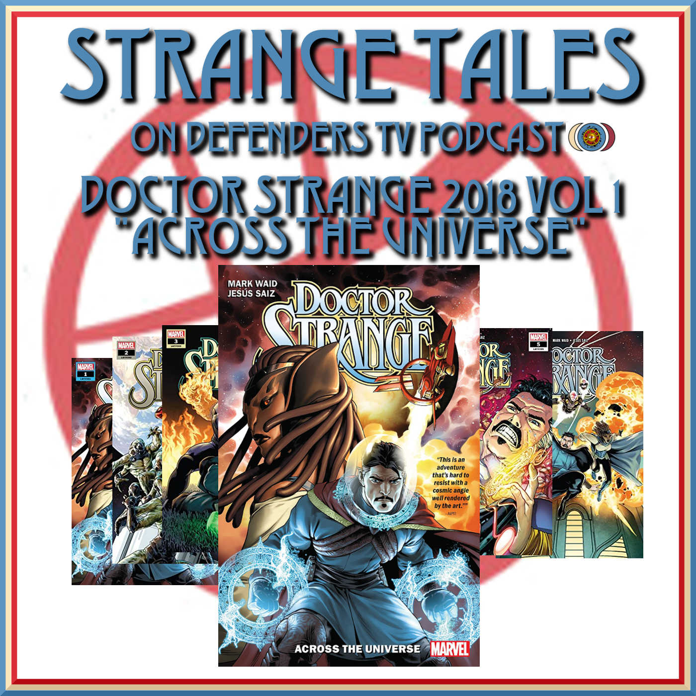 Doctor Strange Across The Universe Review