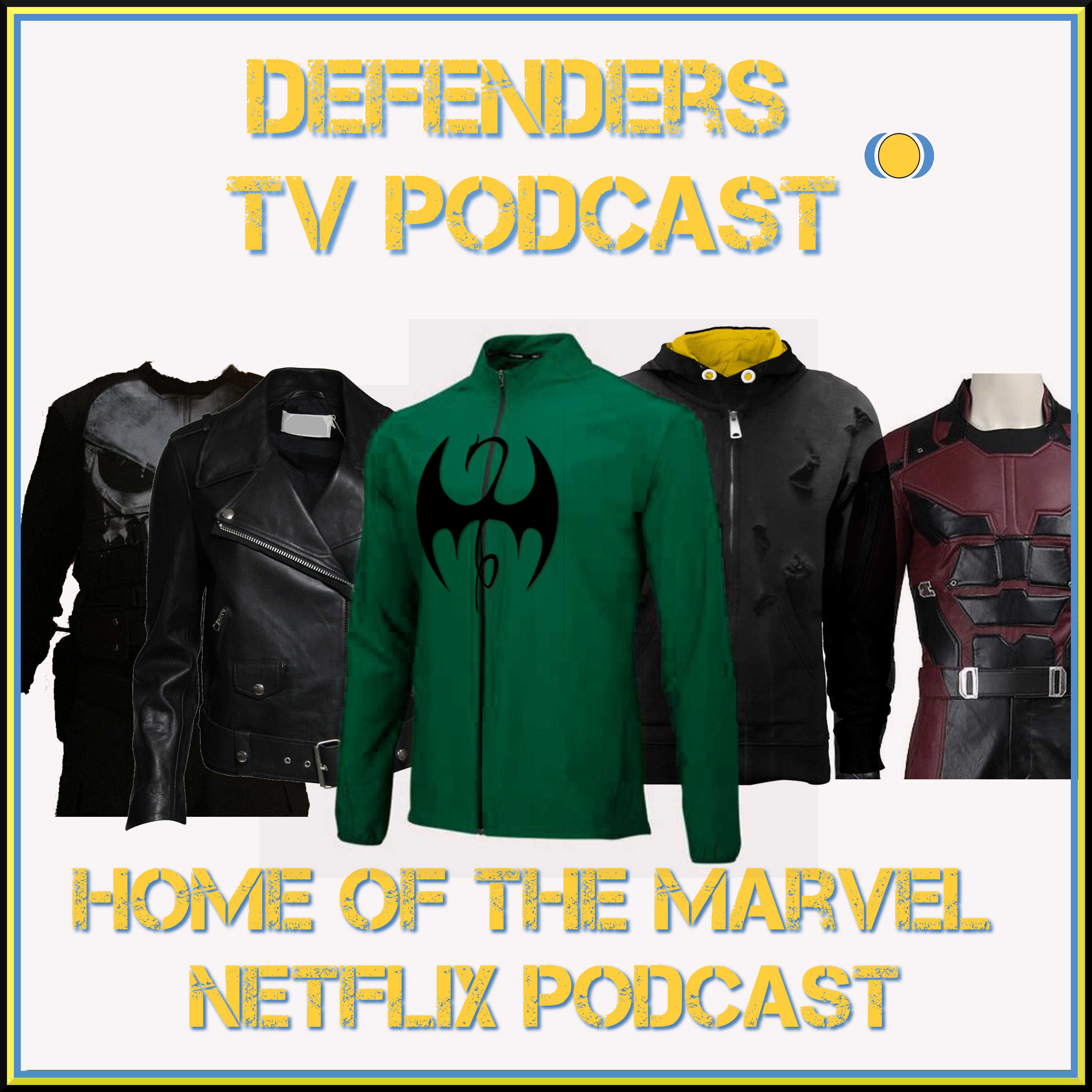 Defenders TV Podcast. The home of Punisher, Doctor Strange, Jessica Jones, Daredevil, Luke Cage, and Iron Fist reviews