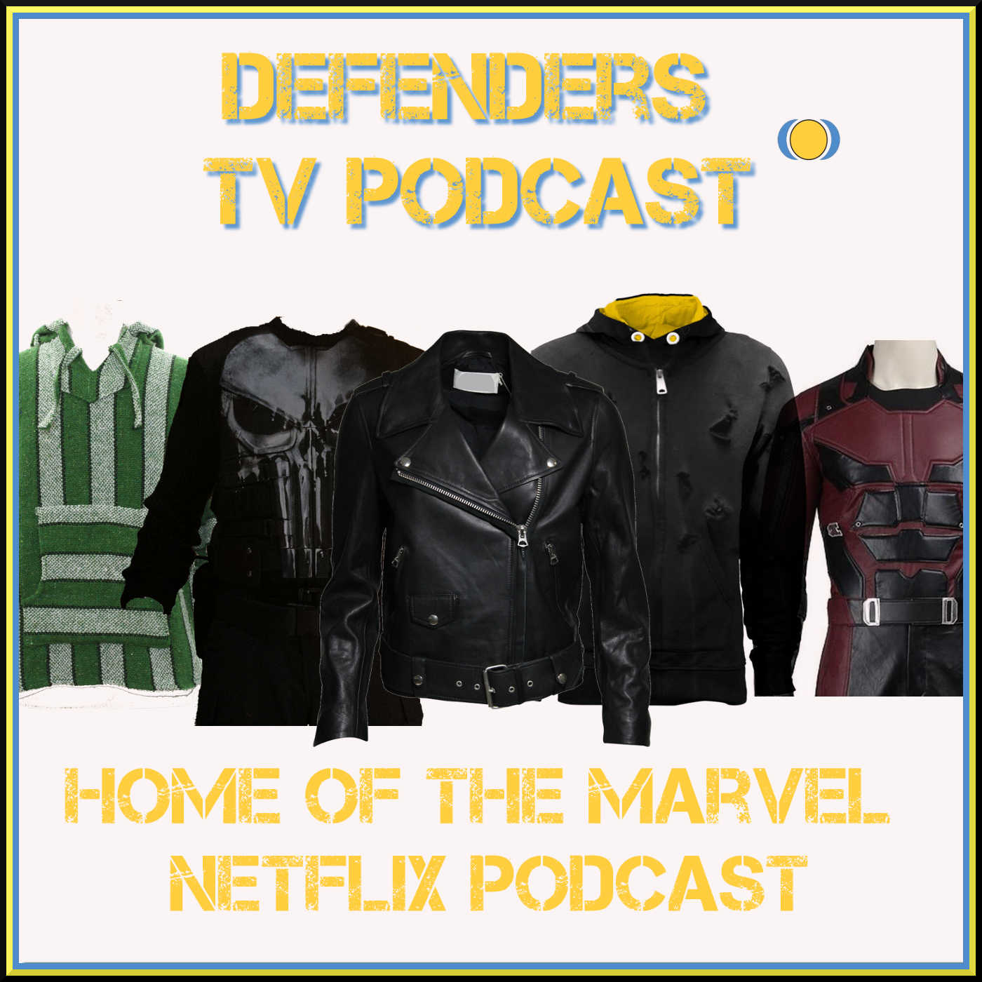 Defenders TV Podcast The home of Jessica Jones, Punisher, Daredevil, Luke Cage, Iron Fist and Doctor Strange