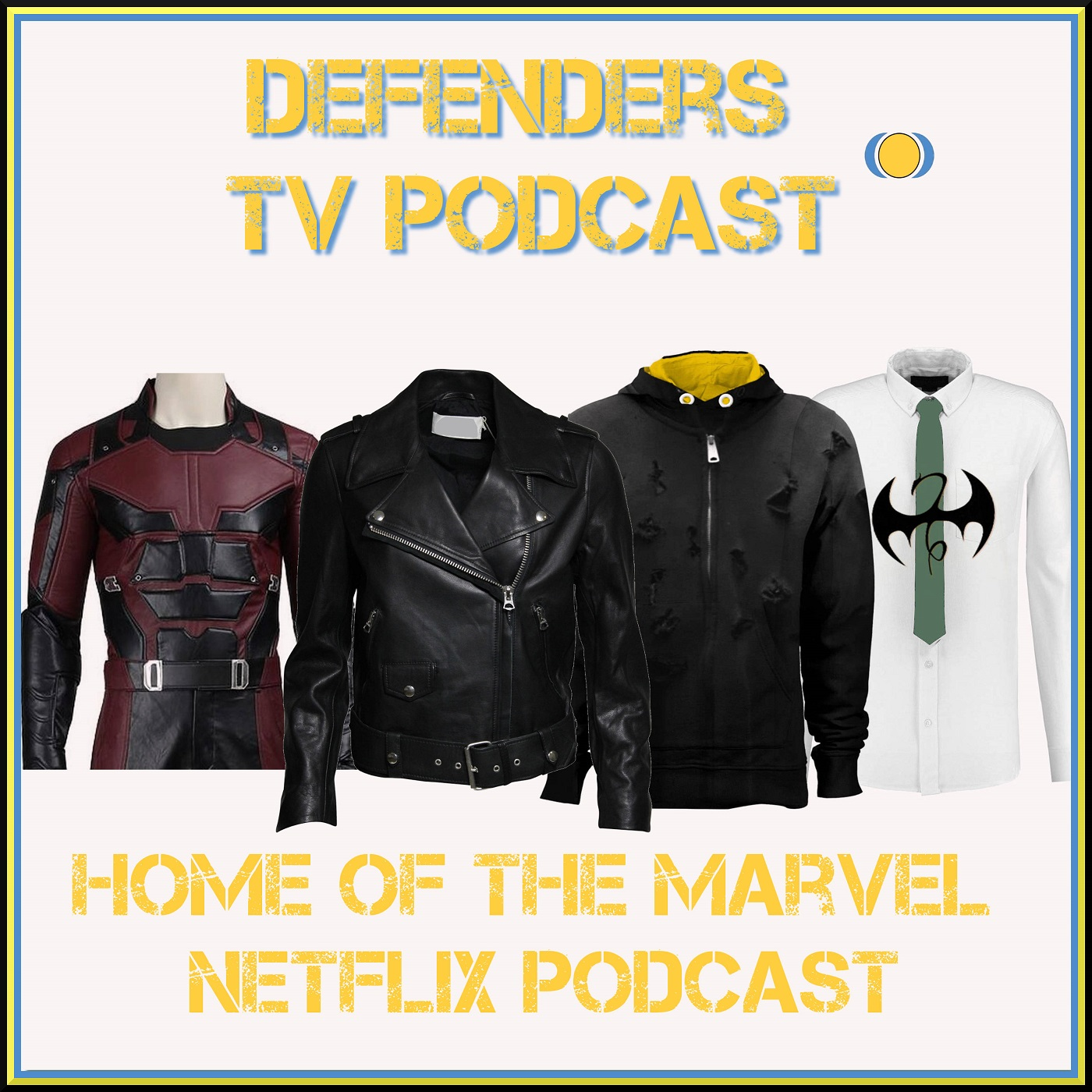 Defenders TV Podcast - The home of Luke Cage, Doctor Strange, Daredevil, Jessica Jones, Agent Carter and Iron Fist